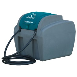 200L High GENiUS Lockable Diesel Tank