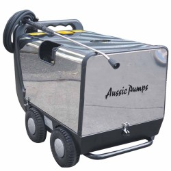 1500psi, 12lpm Aussie Super Indy Slow Speed Steam Cleaner
