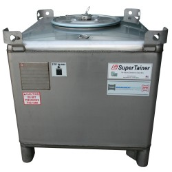 1000L Snyder Stainless Steel IBC