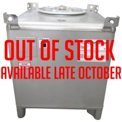1324L Snyder Supertainer Stainless Steel IBC