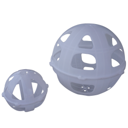 195mm Ball Baffle System