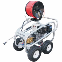 4000psi Aussie Cobra Heavy Duty Honda Drain Cleaner