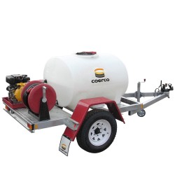 1000L Industrial Fire Fighting Trailer