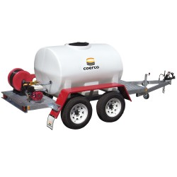 2000L Industrial Fire Fighting Trailer