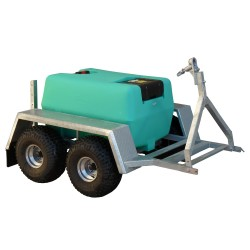 400L ATV Trailer Bare