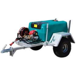 200L Spray Marshal Pump Kit FarmMax ATV Trailer