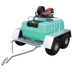 400L Spray Marshal Pump Kit FarmMax ATV Trailer