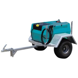 200L Low ATV Trailer Bare