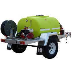 1000L On Road FirePatrol15 Trailer