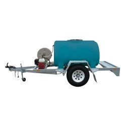 1500L On Road Fire Ranger Trailer