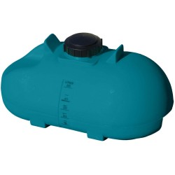 50L Active Liquid Free Standing Cartage Tank
