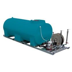 2000L AquaV AquaMax, Dust Suppression/Washdown System