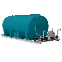 10000L AquaV AquaMax, Dust Suppression/Washdown System