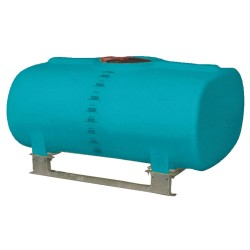 1500L Low Pin Mount Spray Tank, Frame Additional