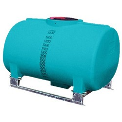 1500L Pin Mount Spray Tank, Frame Additional