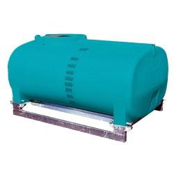 2000L Low Pin Mount Spray Tank, Frame Additional