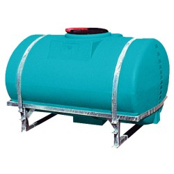 1200L Strap Mount Spray Tank, Frame Additional