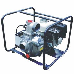 "3"", 1000lpm, Electric Start 6.5HP Aussie Quik Prime Heavy Duty Transfer Honda Pump"