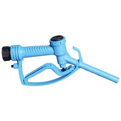 Poly Manual Delivery Hand Gun For Rapid Blue Units
