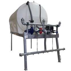10000L Dust Suppression System