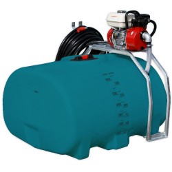 1000L Fire Marshal Fire Fighting Unit And Hose Reel