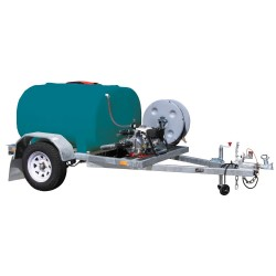 1000L On Road Fire Marshal Trailer & FREE 16L Knapsack