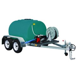 1200L On Road Fire Marshal Trailer