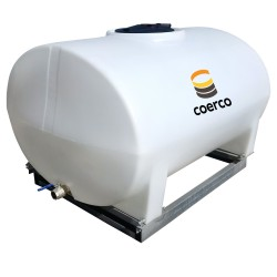 2000L Sump Based Liquid Transport Tanks