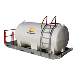 7000L Skidmount Liquid Cartage Unit