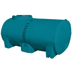 3000L AQUAV Free Standing Water Cartage Tank