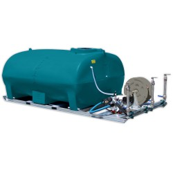 5000L AquaV AquaMax, Dust Suppression/Washdown System