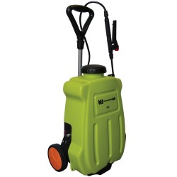 16L WeedMasta Backpack Rechargeable Sprayer And Trolley