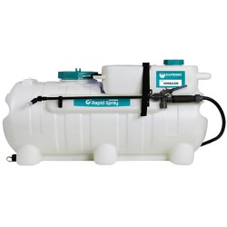 95L RapidMix Clean Tank Sprayer FREE Extra 7L Chemical Tank