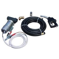 80lpm 12V SVELTO Diesel Transfer Pump Kit