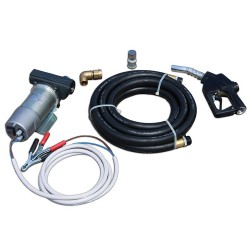 80lpm 24V SVELTO Diesel Transfer Pump Kit