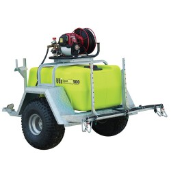 200L Spray Marshal Disinfectant SpotPro ATV Trailer