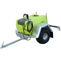 200L ATV Trailer Bare