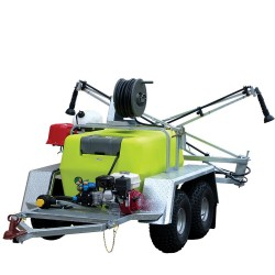 400L 12V TrailPro ATV Trailer Sprayer