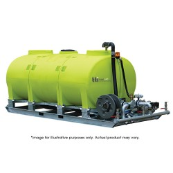 7500L InterLoc Modular Tank