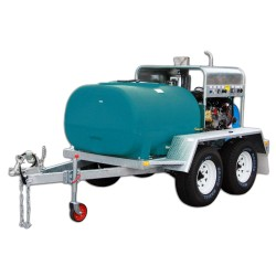Pressure Washing Trailers