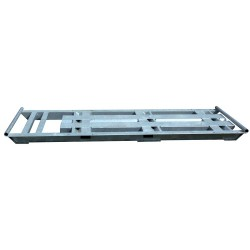 13000L, 15000L, 17000L AquaTrans Forkliftable Steel Frame