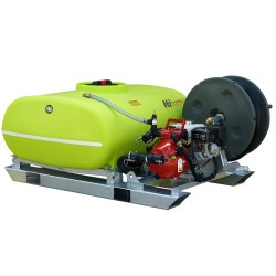 500L FireAttack Fully Drainable Fire Fighting Unit