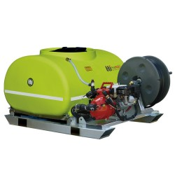 600L FireAttack Fully Drainable Fire Fighting Unit