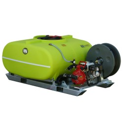 800L FireAttack Fully Drainable Fire Fighting Unit