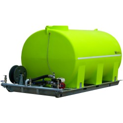 15000L AquaPath SlipOn Water Cart