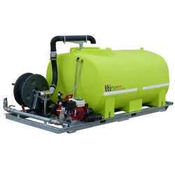 2400L AquaPath SlipOn Water Cart