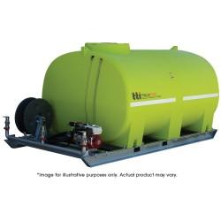 8000L AquaPath SlipOn Water Cart