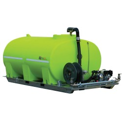 5000L AquaPath SlipOn Water Cart