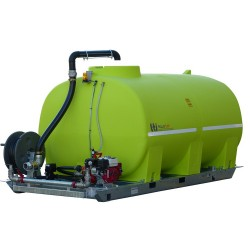 6000L AquaPath SlipOn Water Cart