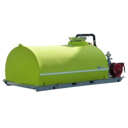 7000L AquaPath SlipOn Water Cart